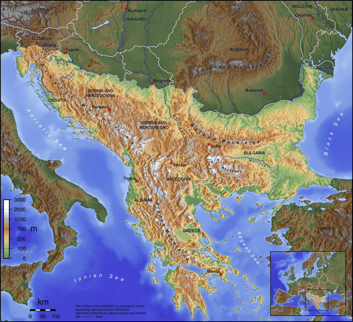 balkán térkép Balkan.hu – A Balkán félsziget, Délkelet Európa, Balkan peninsula balkán térkép
